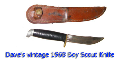 Boyscout knife